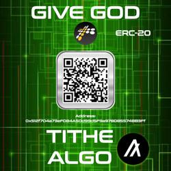 Algo-ERC 20