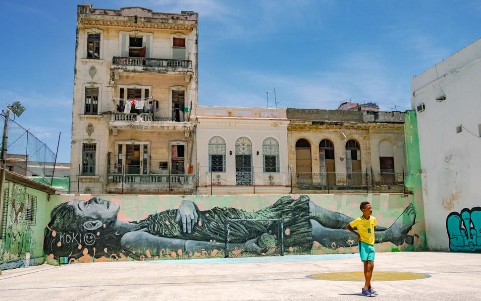 Cuba Soccer Kids 4