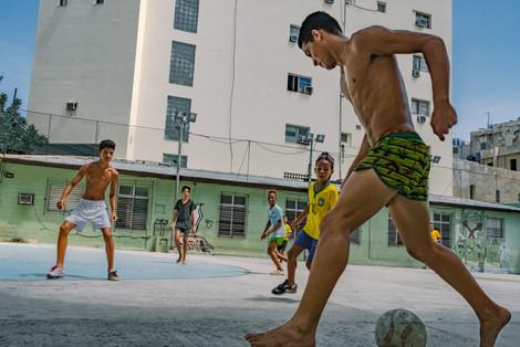 Cuba Soccer Kids 1