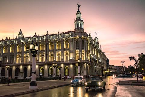 Cuba Sunset