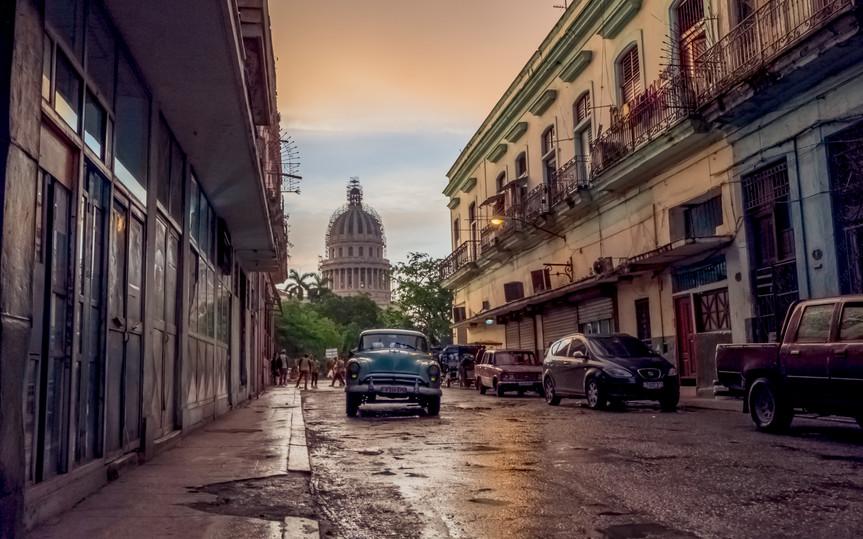 Habana after the rain 2
