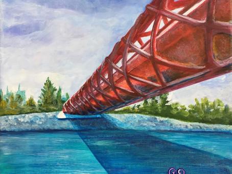 PORTAL 52 Week 36: Peace Bridge