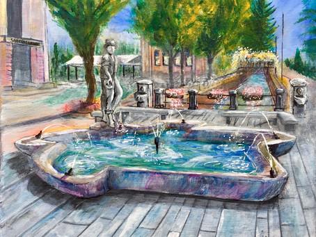 'La Fontana Del Contadino'