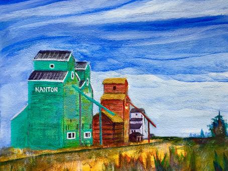 'Prairie Portals'