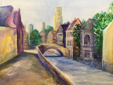Week 49: Beautiful Bruges Portals