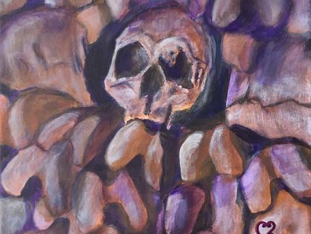 Week 46: Gate of Hell, Paris Catacombs