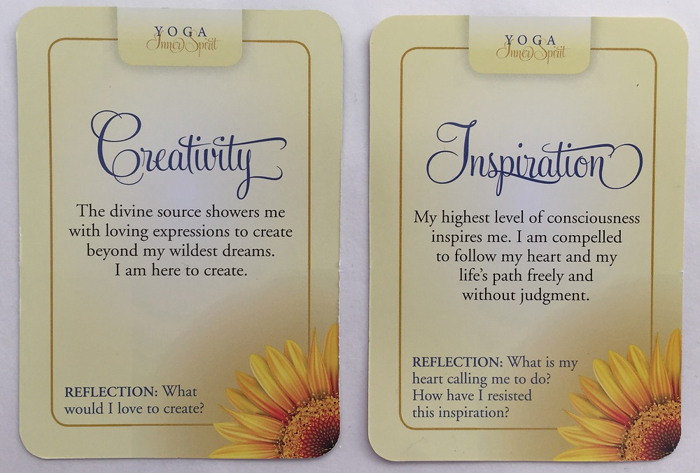 Yoga Inner Spirit; Creativity; Inspiration