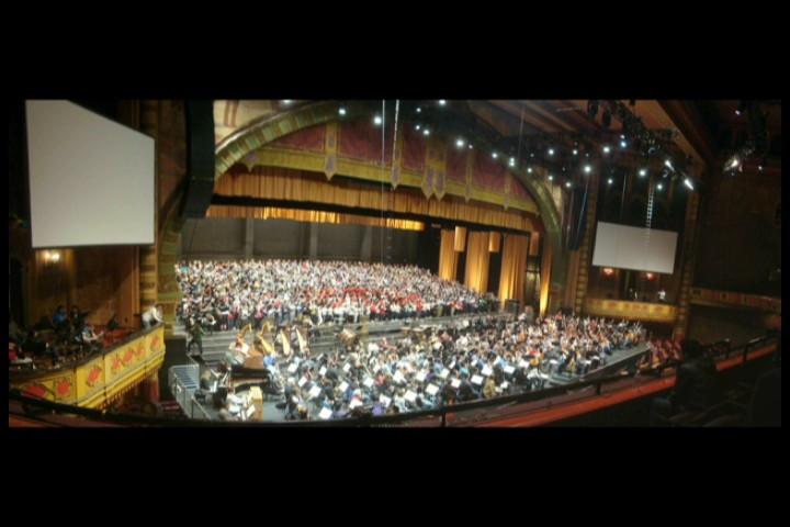 Mahler 8. LA Phill 2012