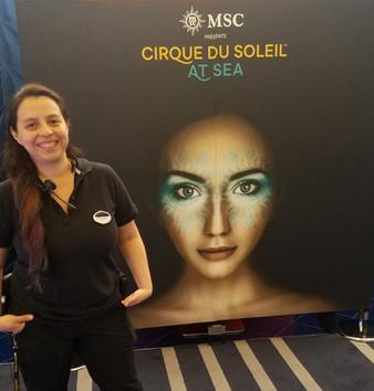 Cirque du Soleil at Sea 2018