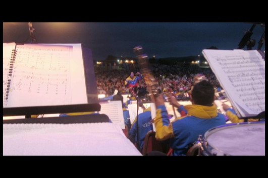 Scotland 2012. OSSB and Gustavo Dudamel