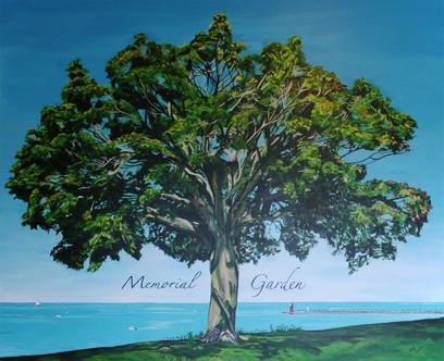 Memorial Garden Tree