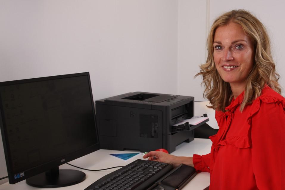 Sekretær Annette Aastrup