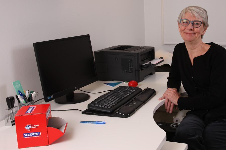 Sekretær Linda Nielsen
