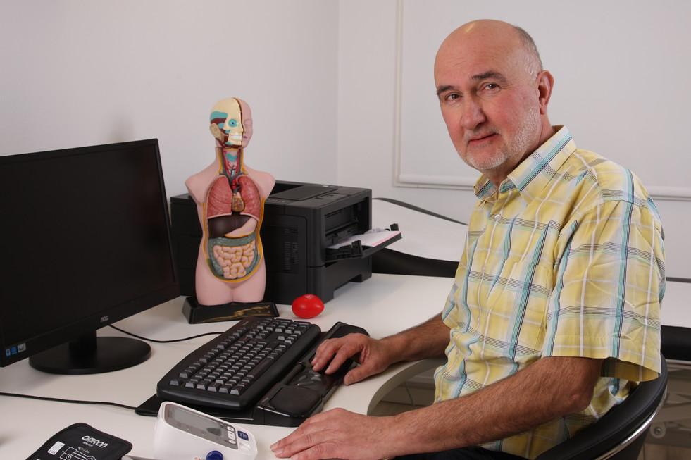 Læge Peter Rasmussen