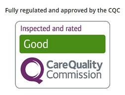 CQC inspection Good