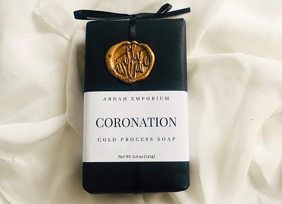 Coronation - Artisan Bar Soap