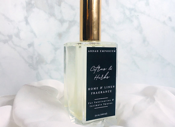 Citrus & Herb - Home & Linen Fragrance