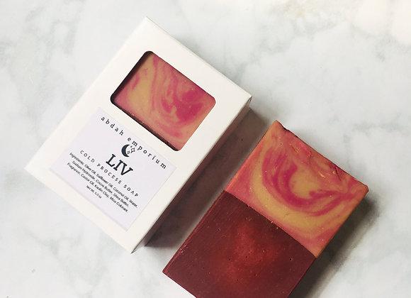 LIV - Artisan Bar Soap