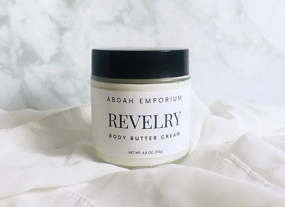 Revelry - Body Butter Cream