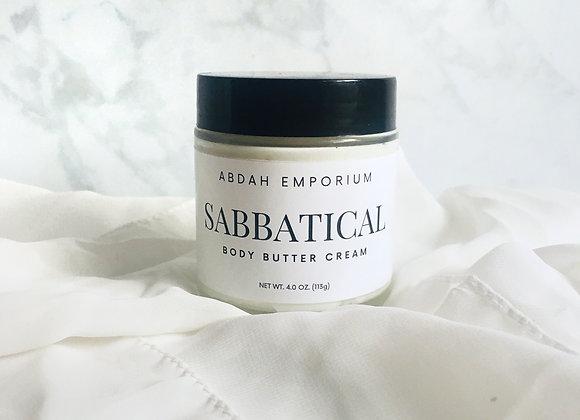 Sabbatical - Body Butter Cream
