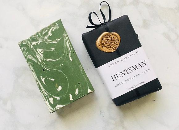 Huntsman - Artisan Bar Soap
