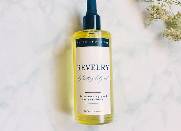 Revelry - Hydrating Body oil
