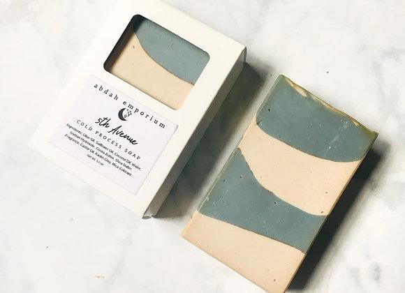 5th Avenue - Artisan Bar Soap