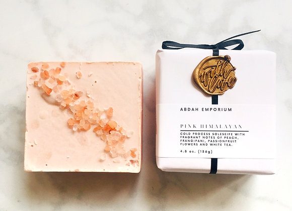 Pink Himalayan - Soleseife (Brine Soap)
