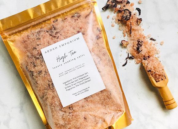 High Tea - Soaking Salts