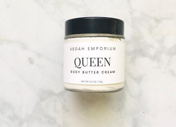 Queen - Body Butter Cream