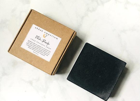 Pitch Black - Artisan Bar Soap