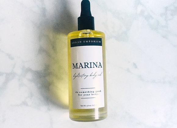 Marina - Hydrating Body Oil