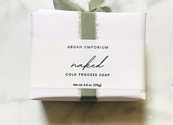Naked - Artisan Bar Soap