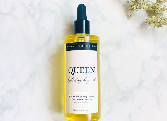 Queen - Hydrating Body Oil
