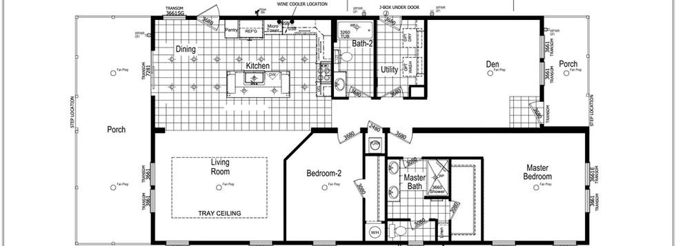 Grand Sanibel Floor Plan