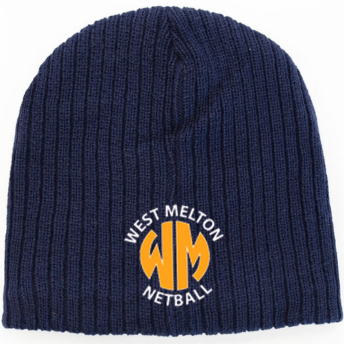 WMN Cable Knit Beanie