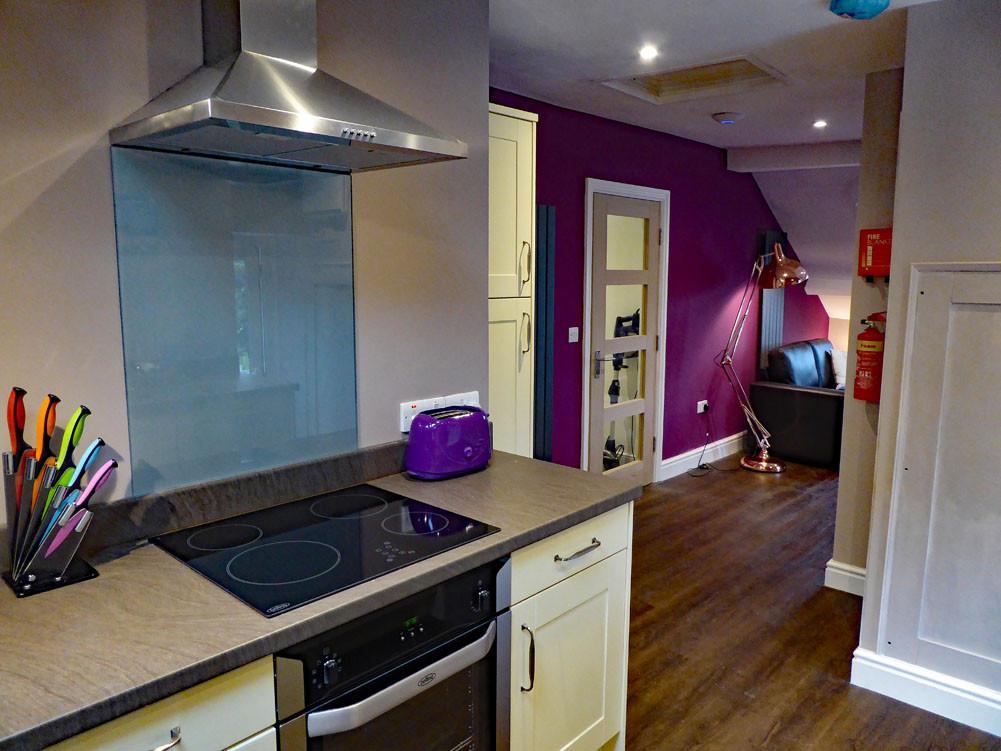Eryri kitchen