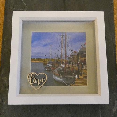 Barmouth Quay Box Frame