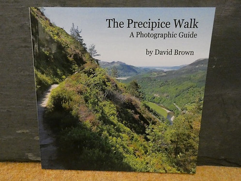 'The Precipice Walk' Photo Book