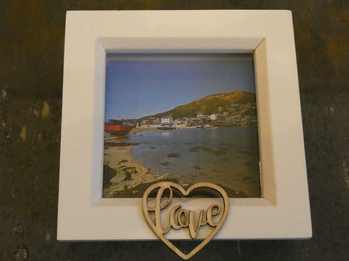 Barmouth Harbour Small Box Frame