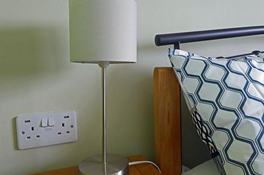 Eryri master USB sockets