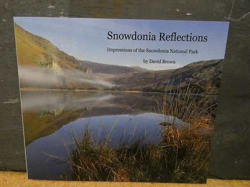 'Snowdonia Reflections' Photo-book
