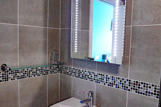 Derwen bathroom