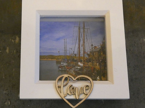 Barmouth Quay Small Box Frame