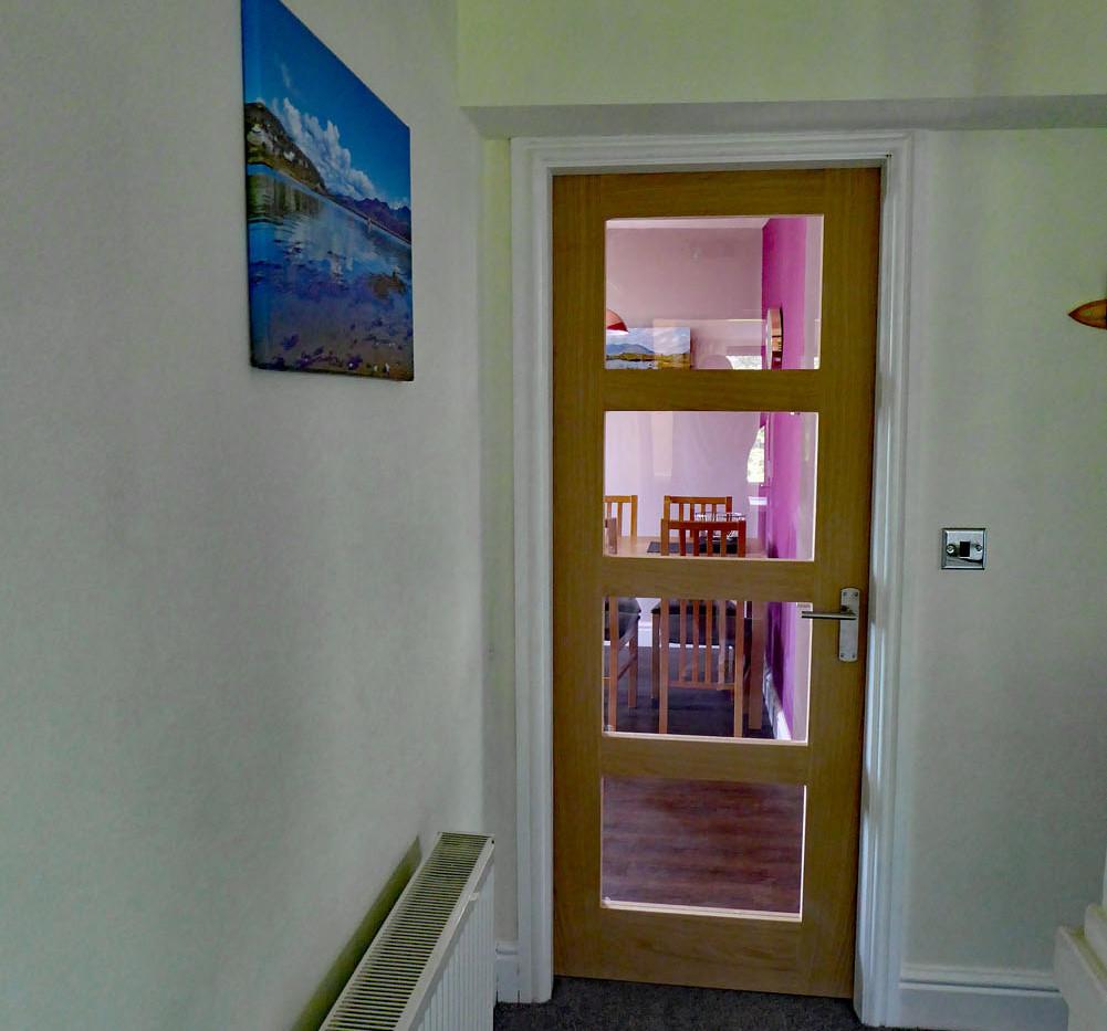 Eryri hallway