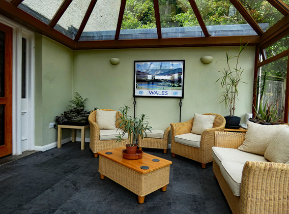 Shared conservatory