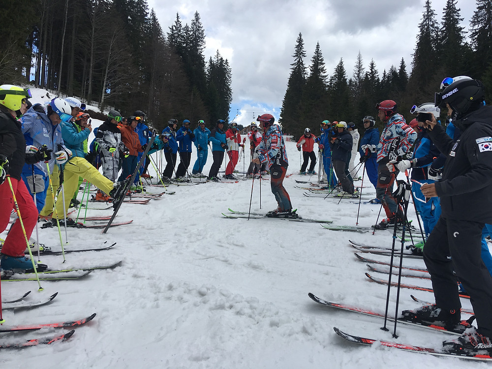 Interski 2019 Pamporovo