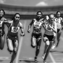 Track athletics