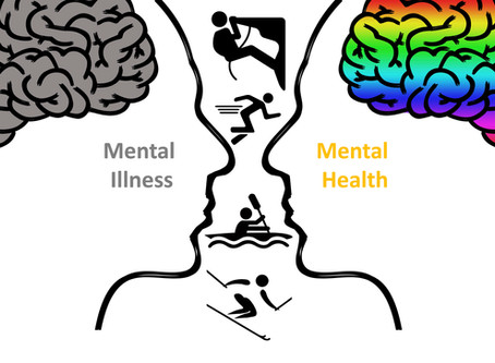 Mental Health vs. Mental Illness: Is the sporting world confused?