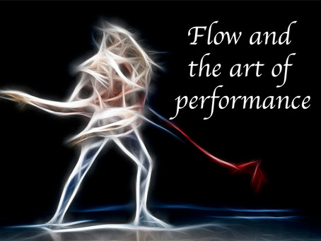Flow and the art of performance